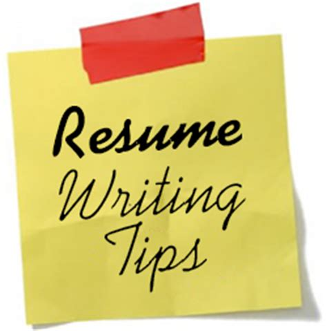6 Universal Rules for Resume Writing Indeedcom